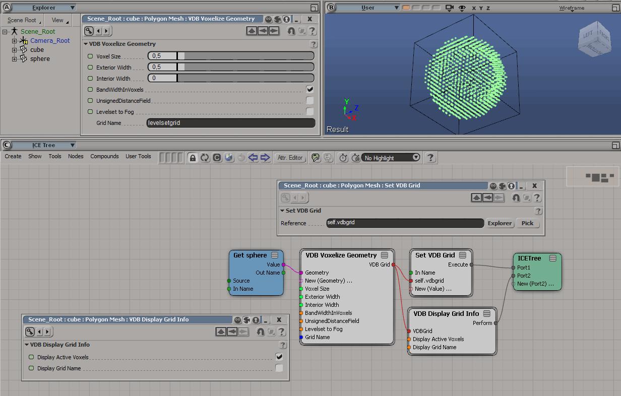 vdb ice tree nodes