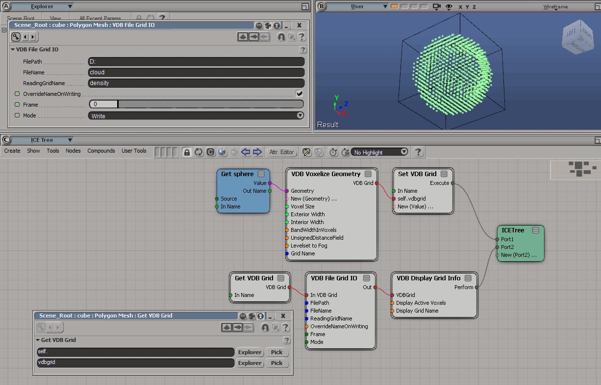 write ice vdb to file node