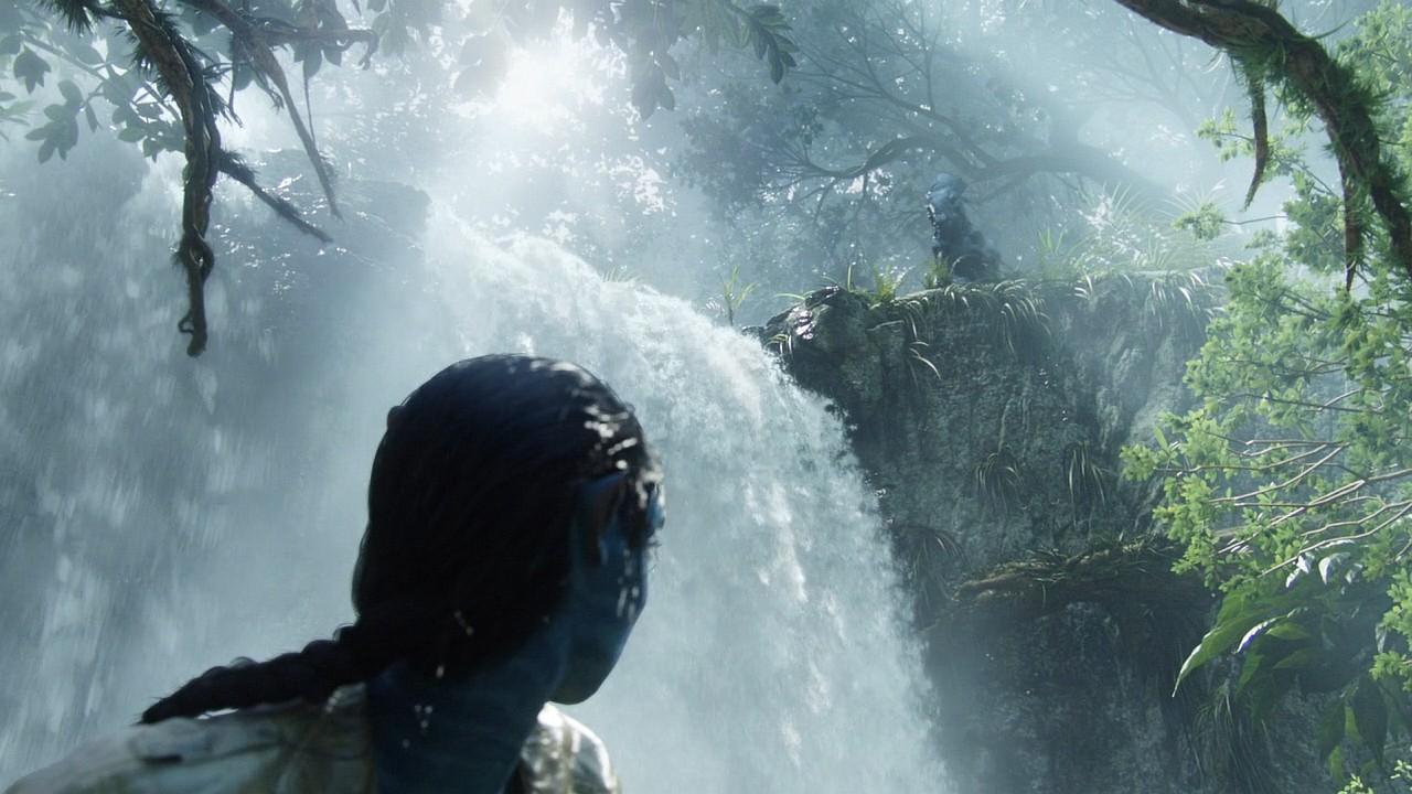 Avatar Naiad waterfall