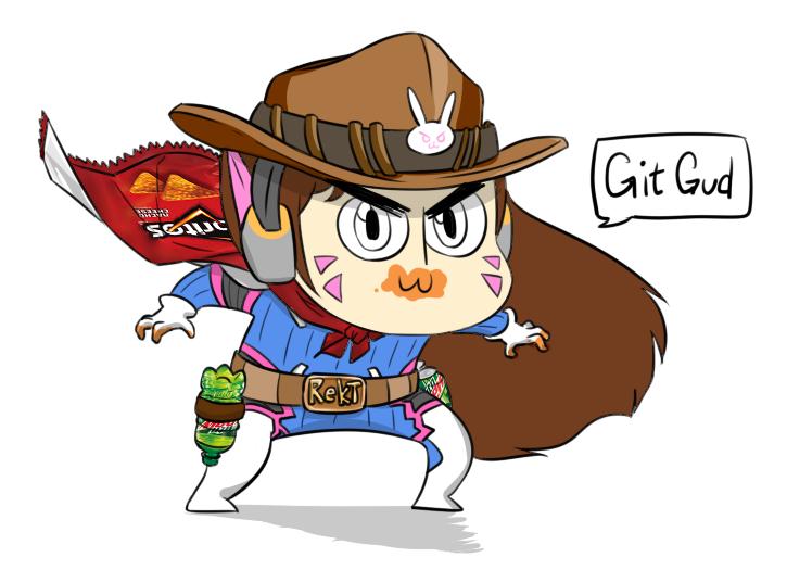 git-gud-dva-gremlin