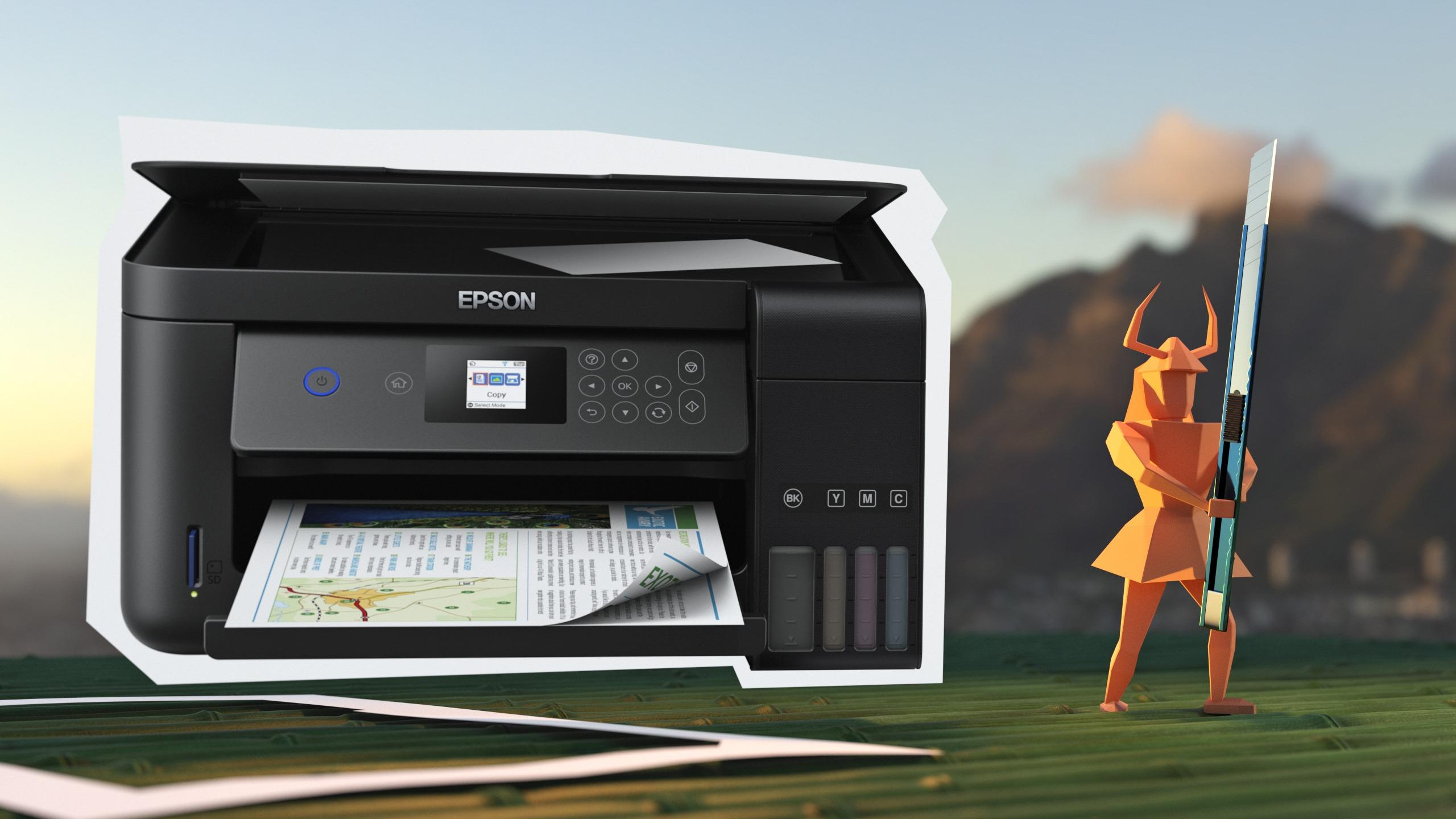 Epson Paper Samurai