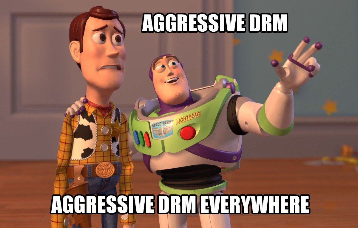 drm-everywhere