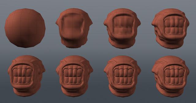multi-res-sculpting-in-modo