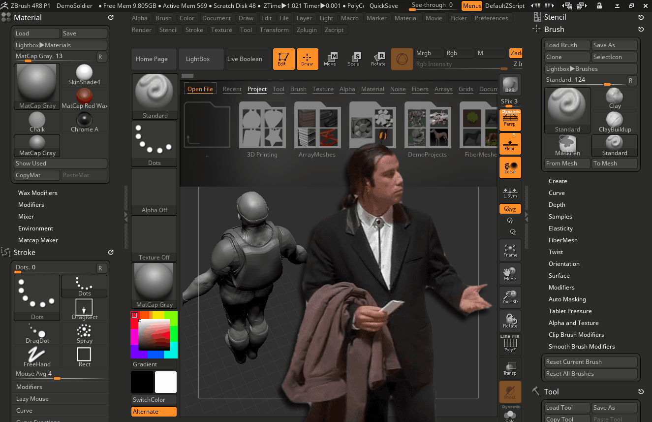 zbrush-4r8-window-travolta
